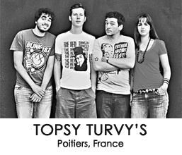 Topsy Turvy's