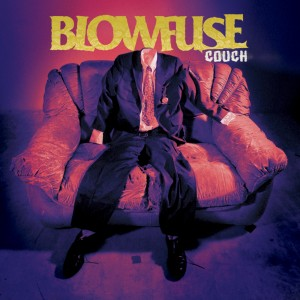Blowfuse Couch Cover