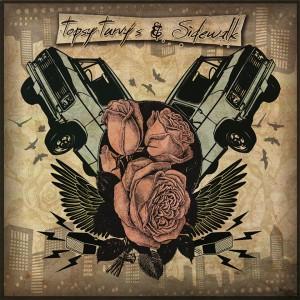 CD Sidewalk/Topsy Turvy's Split