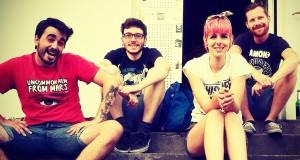 Topsy Turvys band