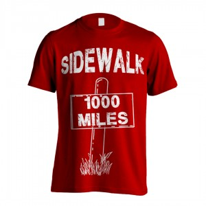 1000 Miles - Red