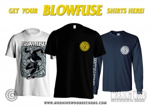 Blowfuse shirts