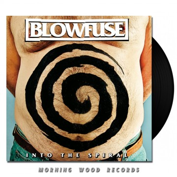 Blowfuse Into The Spiral black vinyl