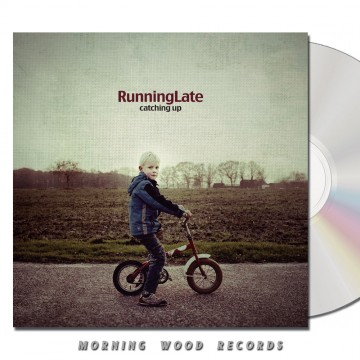 RunningLate Catching Up CD