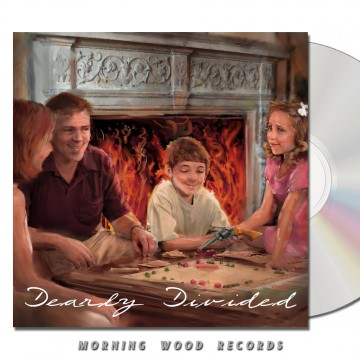 Dearly Divided CD
