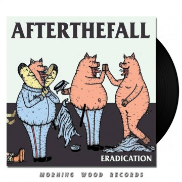 After The Fall – Eradication LP + CD