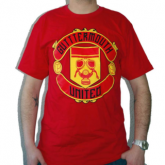 GUTTERMOUTH-CREST-T-SHIRT-red
