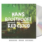 Hans Roofthooft Red Cloud - Split CD