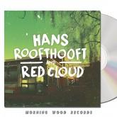 Hans Roofthooft Red Cloud - Split CD