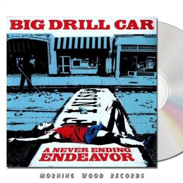 Big Drill Car – A Never Ending Endeavor