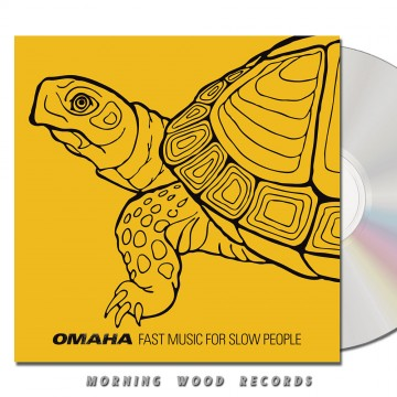 Omaha – Fast Music For Slow People CD