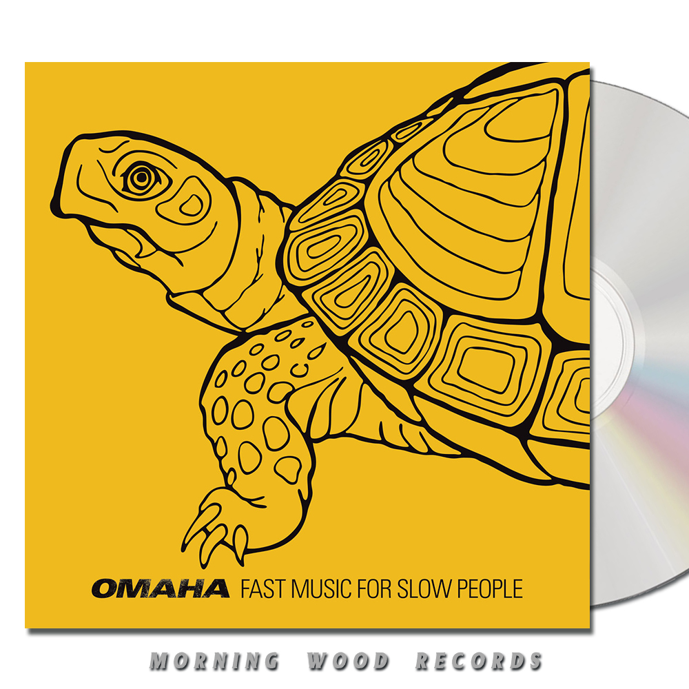 Omaha fast music for slow people ep morning wood records for Fast house music