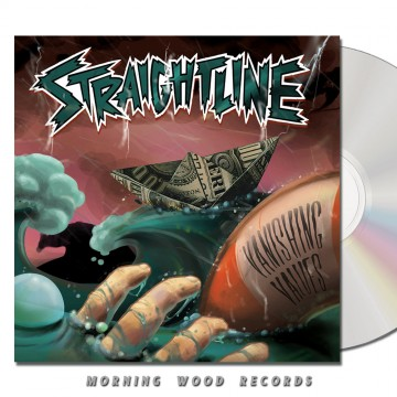 Straighline – Vanishing Values CD