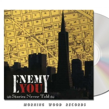 Enemy You – Stories Never Told CD