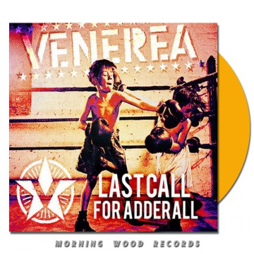 Venerea – Last Call For Adderall LP