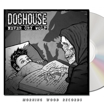Doghouse – Never Cry Wolf CD