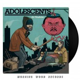 Adolescents - La Vendetta LP