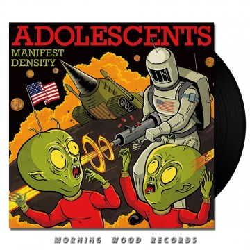 Adolescents – Manifest Density LP