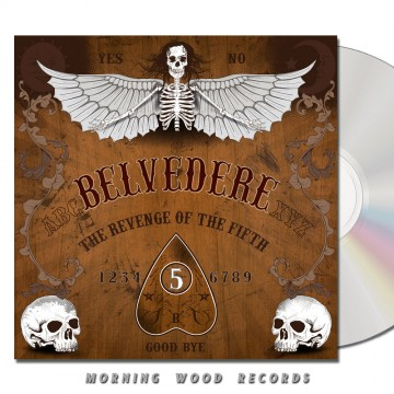 Belvedere – Revenge Of The Fifth CD