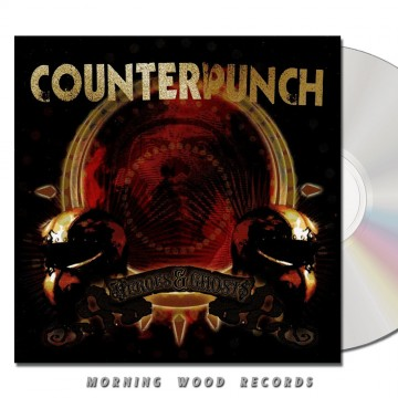 Counterpunch – Heroes & Ghosts CD