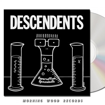 Descendents – Hypercaffium Spazzinate CD