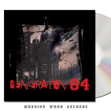 Generation 84 – ST EP CD