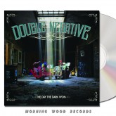 Double Negative - The Day The Dark Won CD