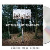 Hoist The Colours RunningLate - Split CD