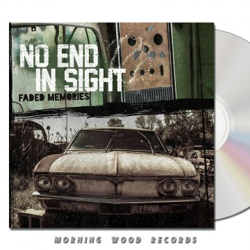 No End In Sight – Faded Memories CD