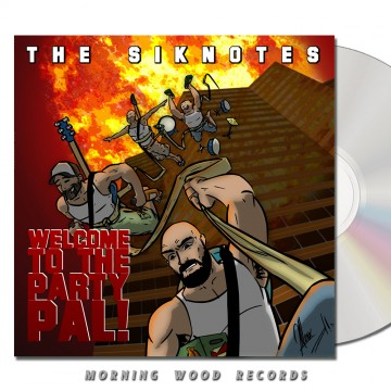 The Siknotes – Welcome To  The Party, Pal CD