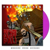 The Siknotes - Welcome To  The Party, Pal lilac vinyl