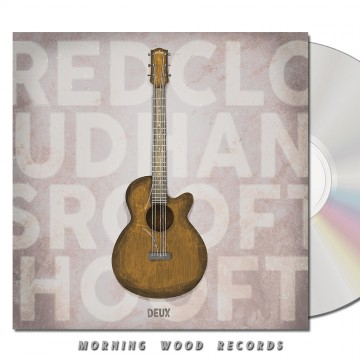 Hans Roofthooft Red Cloud Deux – Split CD