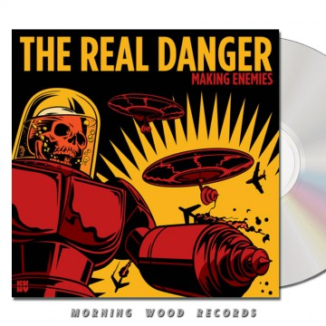 The Real Danger – Making Enemies CD