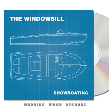 The Windowsill – Showboating CD