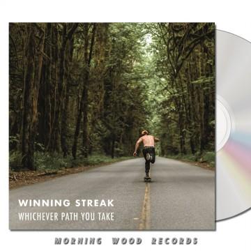 Winning Streak – Whichever path You Take CD