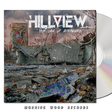 Hillview – The Law Of Averages CD