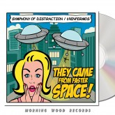 Symphony of Distraction 69 Enfermos - They Came From Faster Space CD
