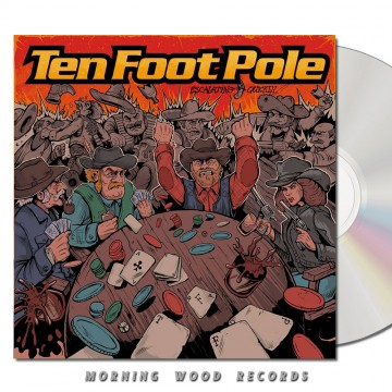 Ten Foot Pole – Escalating Quickly CD