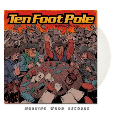 Ten Foot Pole – Escalating Quickly LP
