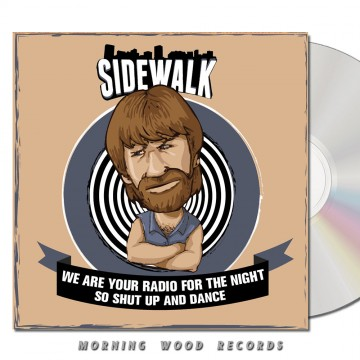 Sidewalk – We Are Your Radio CD