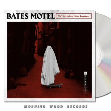 Bates Motel High Expectations Higher Deceptions CD