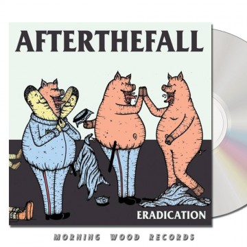 After The Fall – Eradication CD