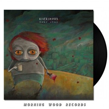 Rivershores – Dizzy Lows LP