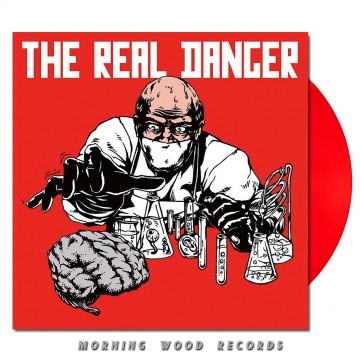 The Real Danger – ST LP