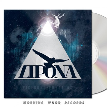 Lipona – Pigeonholed Atlas CD