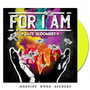 For I Am – Late Bloomers LP