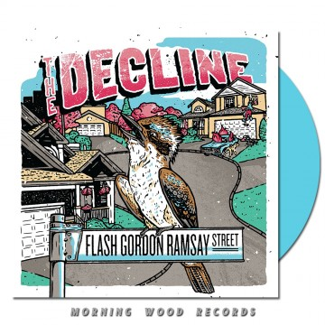The Decline – Flash Gordon Ramsey Street LP