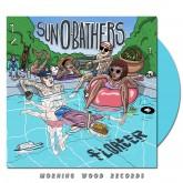 Sun-0-Bathers - Floater LP light blue opaque
