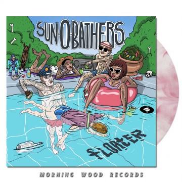 Sun-0-Bathers – Floater LP rosa opaque