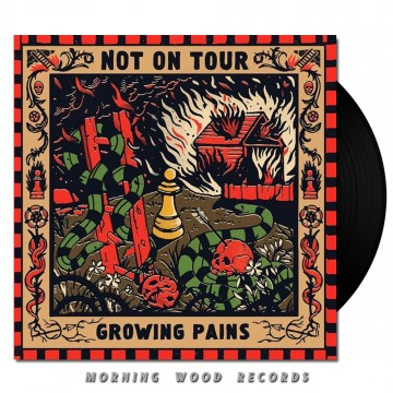 Not On Tour Growing Pains LP